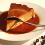 Coffee Slice Flan